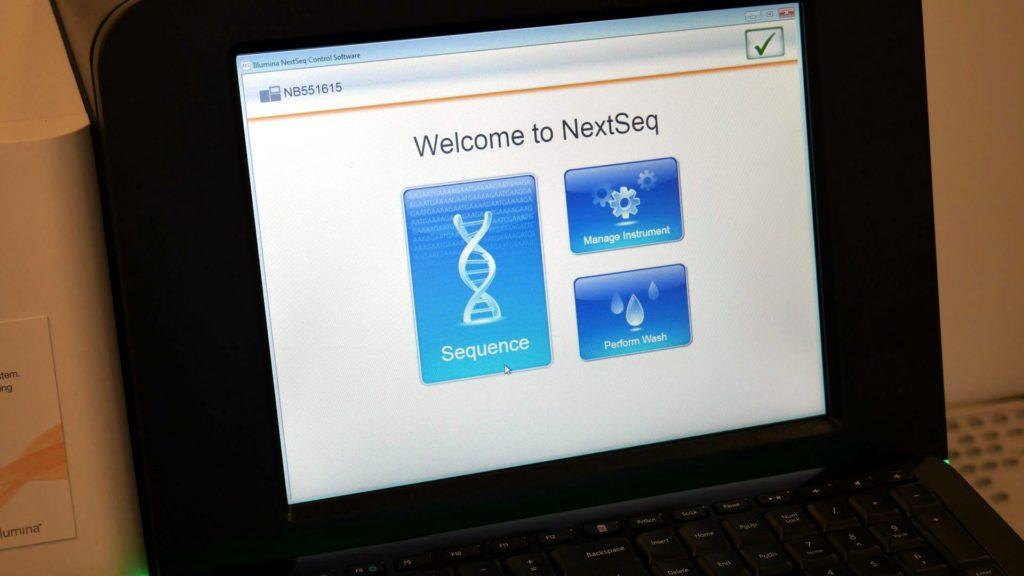 Genomic Testing Cooperative Lab