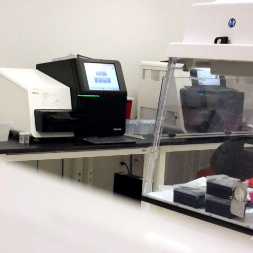 Genomic Testing Cooperative Lab