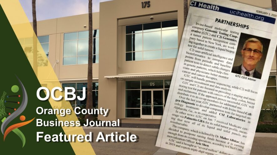 GTC featured in the Orange County Business Journal
