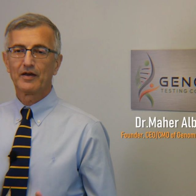 INTERVIEW: Introduction to Genomic Testing Cooperative by Dr. Maher Albitar