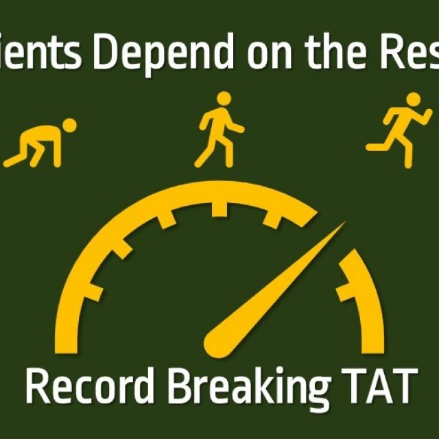 Time Matters on Health Tests [TAT-NGS]