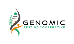 Genomics Testing Co-operative 2020 Logo